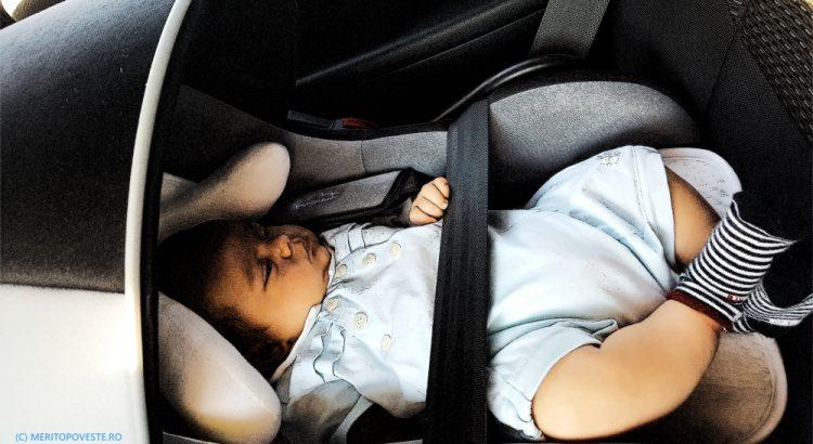 bagajul bebelusului in vacanta