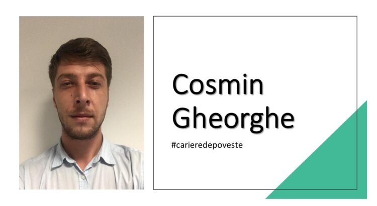 Cosmin Gheorghe inginer calitate
