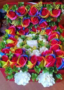 cadou special aranjament floral