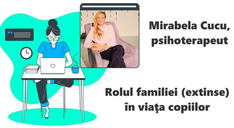 rolul familiei in vista copilului