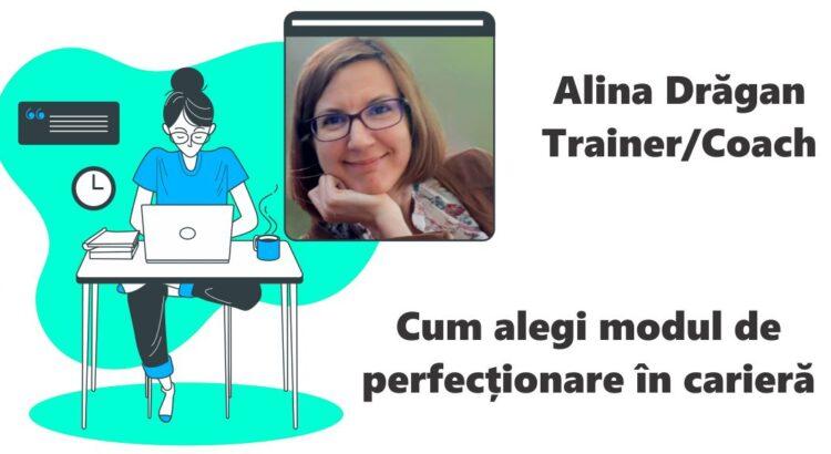 alina dragan coach trainer