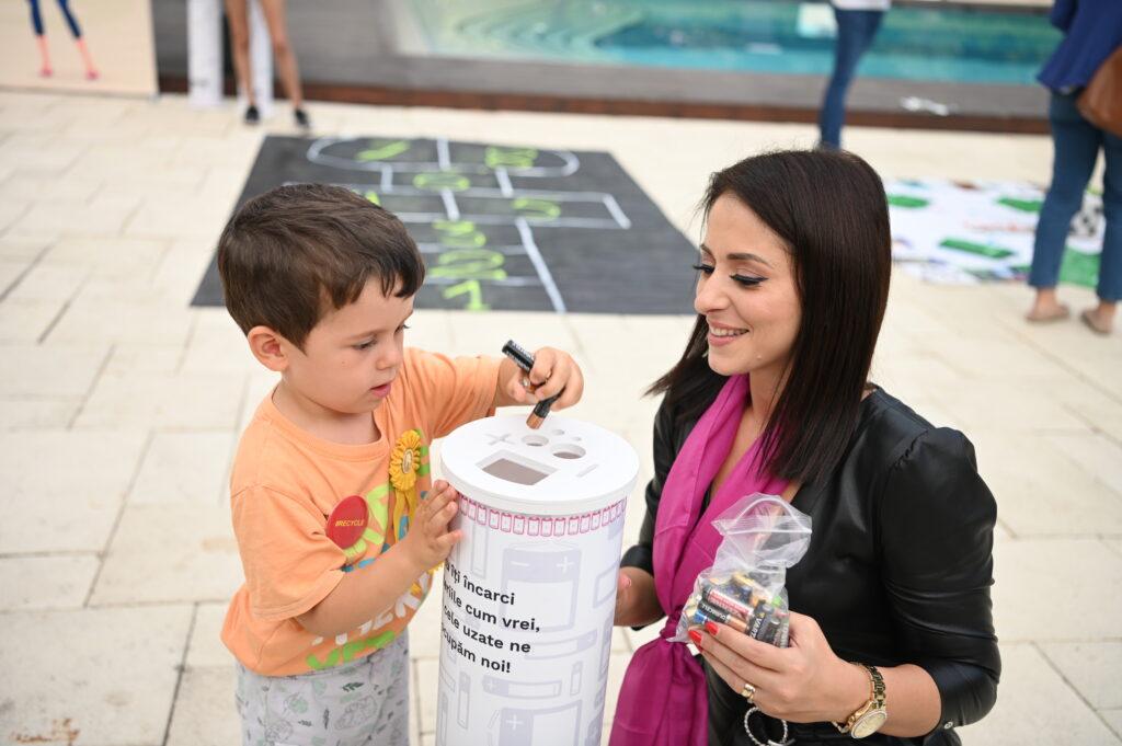 reciclare baterii copii